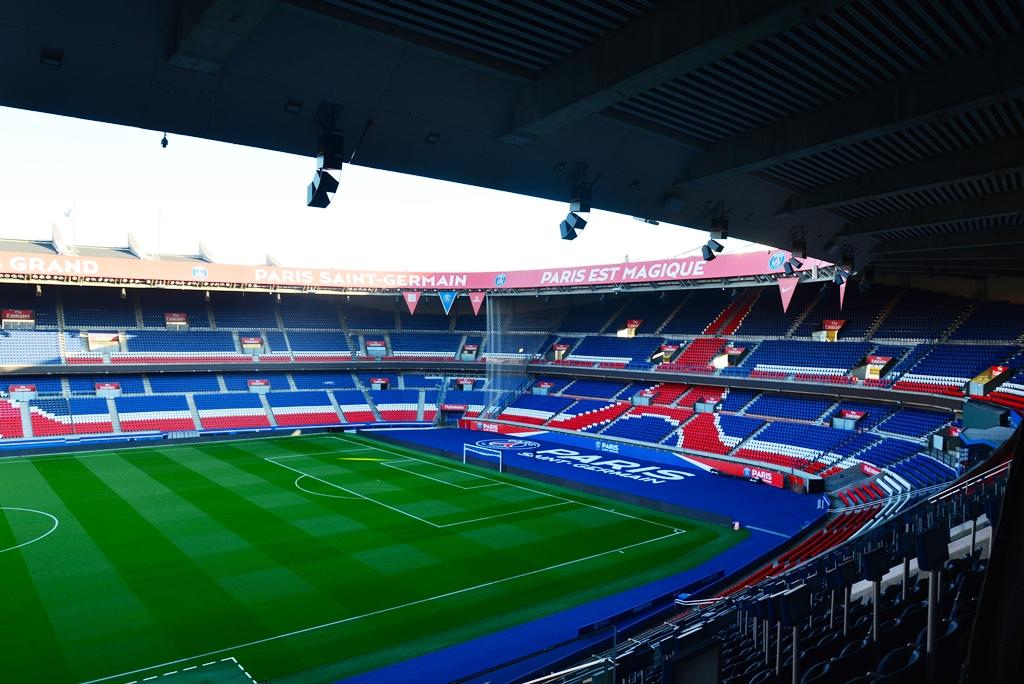 Estádio Parc des Princes, casa do PSG - Brasileiros em Paris